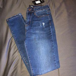 Hannah high rise jeans